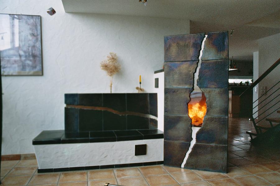 keramik fl er handgearbeitete kachel fen und individuelle einzelst cke. Black Bedroom Furniture Sets. Home Design Ideas